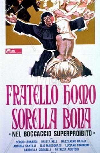 2-11 Fratello homo, Sorella bona (Nel Boccaccio superproibito)