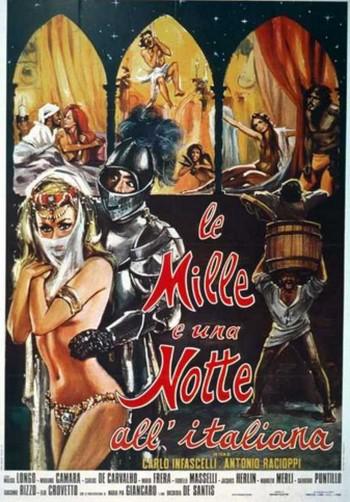 2-16 Le Mille e una Notte all'italiana