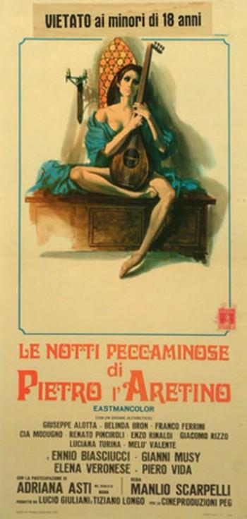 2-17 Le notti peccaminose di Pietro l'Aretino