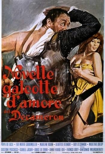 2-18 Novelle galeotte d'amore