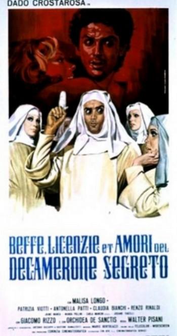2-22 Beffe licenze et amori del Decamerone segreto