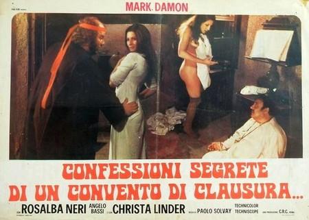 3-1 Confessioni segrete di un convento di clausura