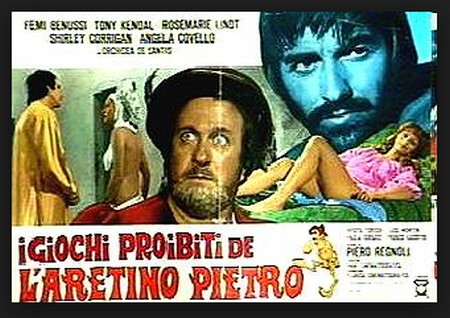 3-11 I giochi proibiti dell'Aretino Pietro