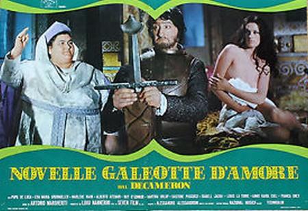 3-16 Novelle galeotte d'amore
