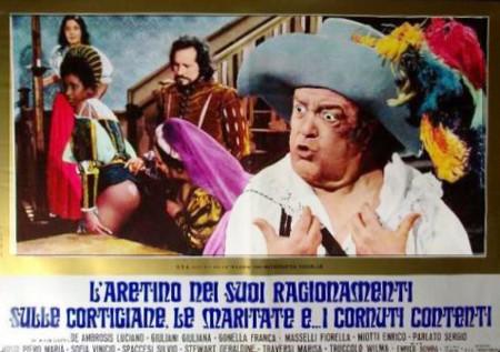 3-19 L'Aretino nei suoi ragionamenti... sulle cortigiane, le maritate... e i cornuti contenti...