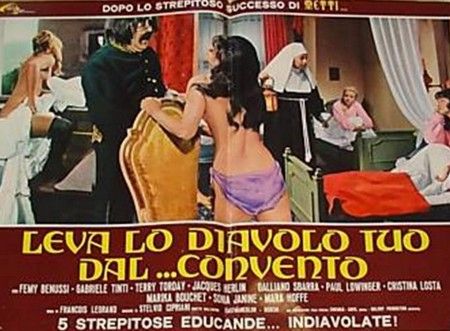 3-22 Leva lo diavolo tuo dal convento