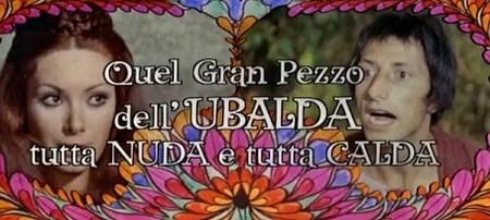 4-13 Quel gran pezzo dell'Ubalda, tutta nuda e tutta calda