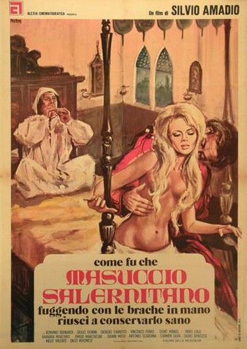 Come fu che Masuccio Salernitano locandina 0
