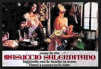 Come fu che Masuccio Salernitano locandina 2