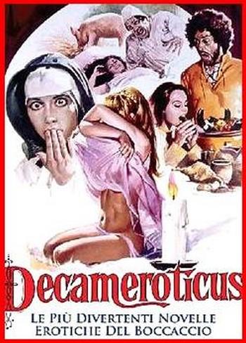 Decameroticus locandina 2