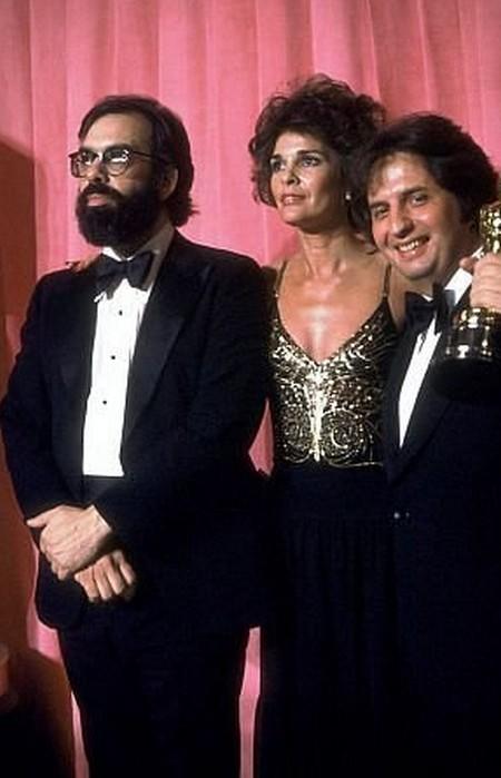 Foto 2 Francis Ford Coppola, Michael Cimino, Ali MacGraw