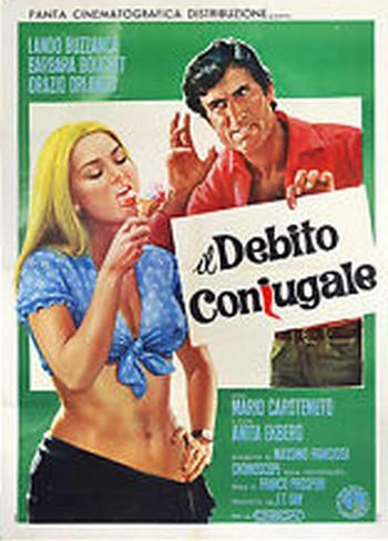 Il debito coniugale locandina 3