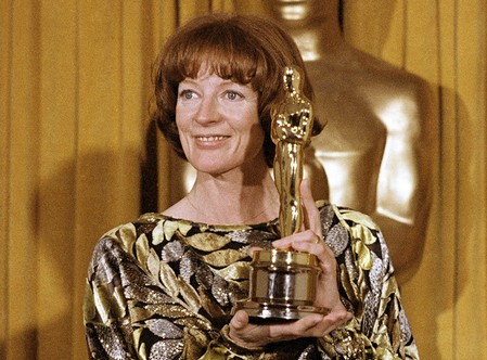 Maggie Smith oscar