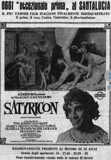 21 Satirycon