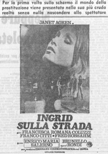 6 Ingrid sulla strada