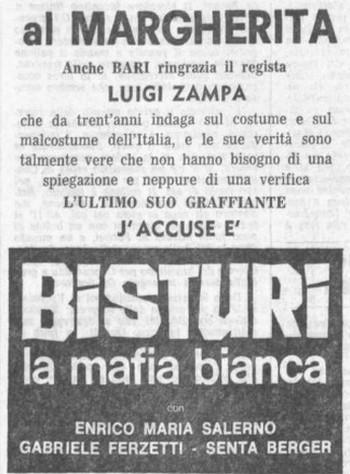 8 Bisturi la mafia bianca