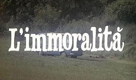 L'immoralità foto 11