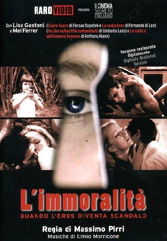 L'immoralità locandina 1