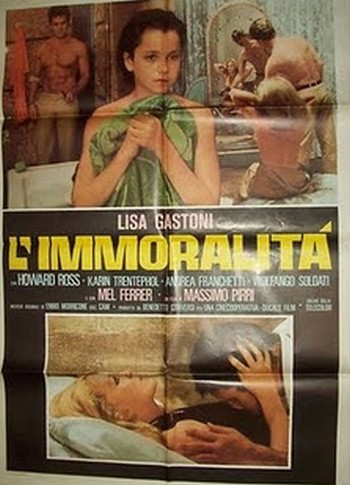 L'immoralità locandina 2