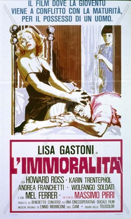 L'immoralità locandina 3