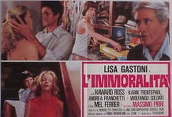 L'immoralità locandina 5