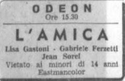 Odeon 1
