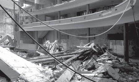 Supercinema demolizione
