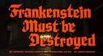 3-1 Distruggete Frankensteininizio