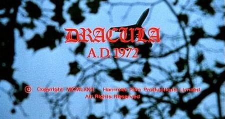 3-3 1972 Dracula colpisce ancora inizio