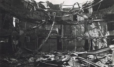 a- Cinema Balbo Torino bombardato