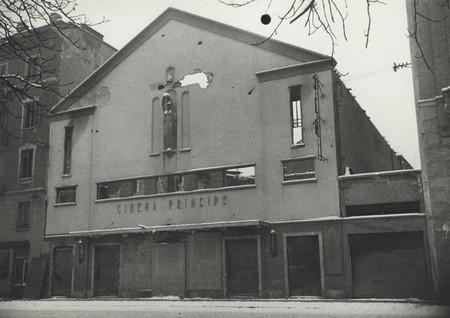 a- Cinema Principe Torino bombardato