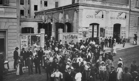 Cine Music Hall Mondial Trieste