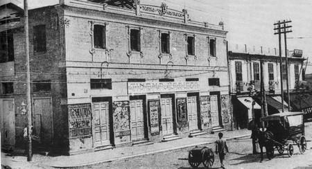 Cine Teatro Mastroeni Messina