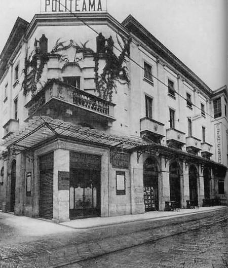 Cine Teatro Politeama Pavia
