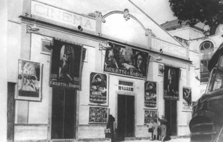 Cinema teatro Impero Brindisi