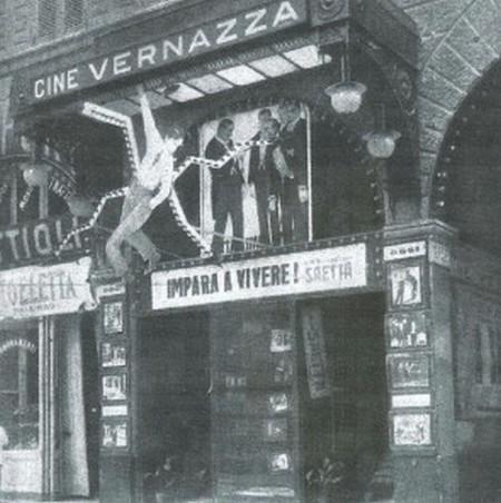 Cinema Vernazza Genova