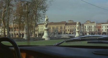 Location 3 Prato della valle nel film