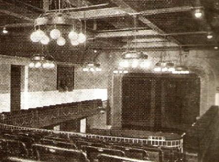 Sala Cine Cinema Eldorado Novara
