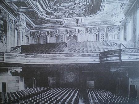 Sala Cine Cinema Ghersi Torino