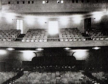 Sala Cine Teatro Traiano Civitavecchia