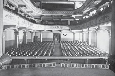 Sala Cinema Verdi Martina Franca