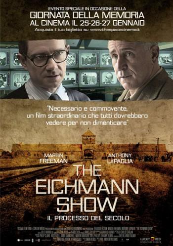 The Eichmann Show locandina 1