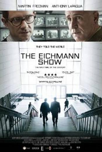 The Eichmann Show locandina 2