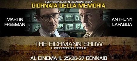 The Eichmann Show locandina 3
