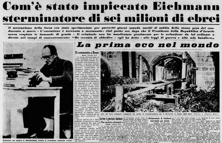 The Eichmann Show stampa 1