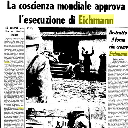The Eichmann Show stampa 3