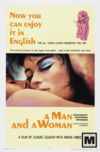 Un uomo,una donna locandina 3