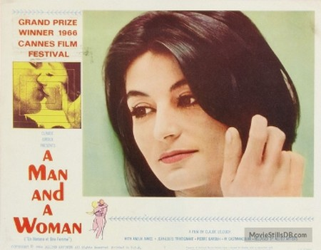 Un uomo,una donna locandina lobby card 3