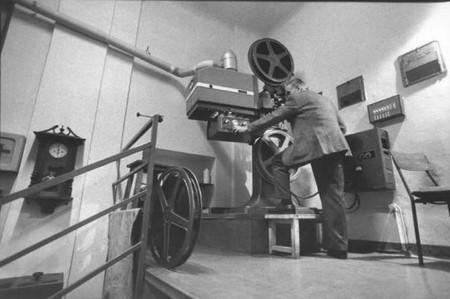 Cabina di proiezione cinema Palestrina