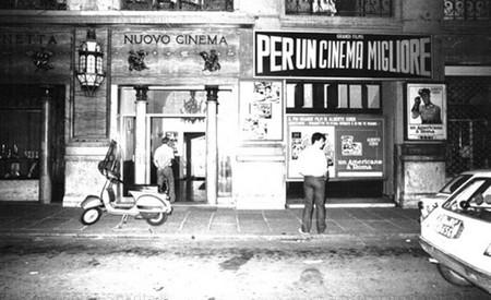 Cine Nuovo Cinema Quirinetta Roma